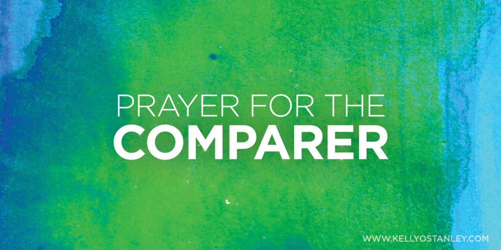 prayer for the comparer