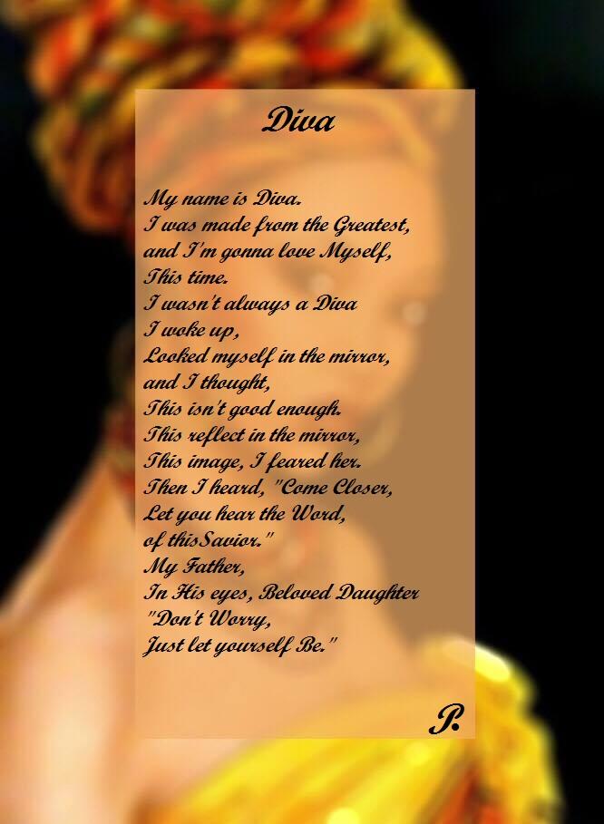 Diva poem