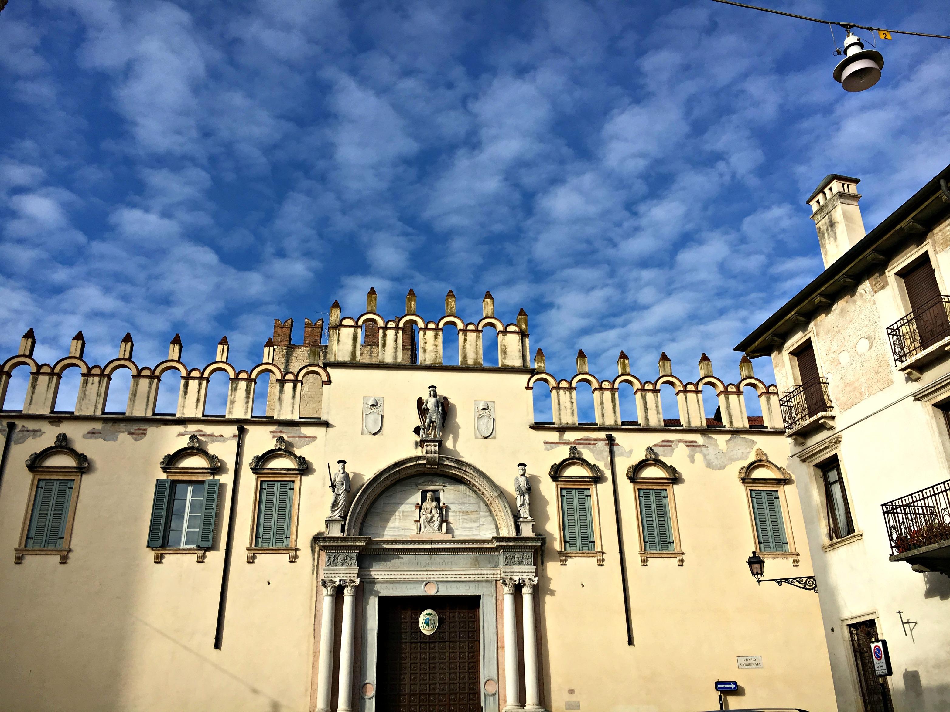 Verona and Vicenza Italy