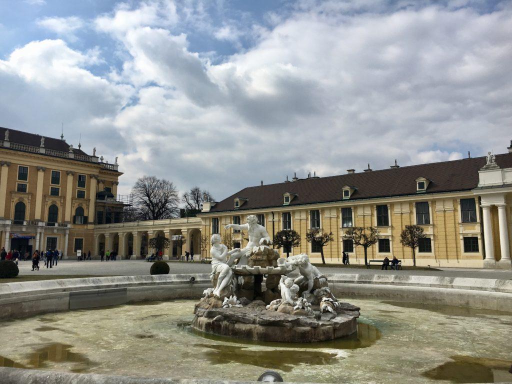 Vienna Schoenbrunn Palace