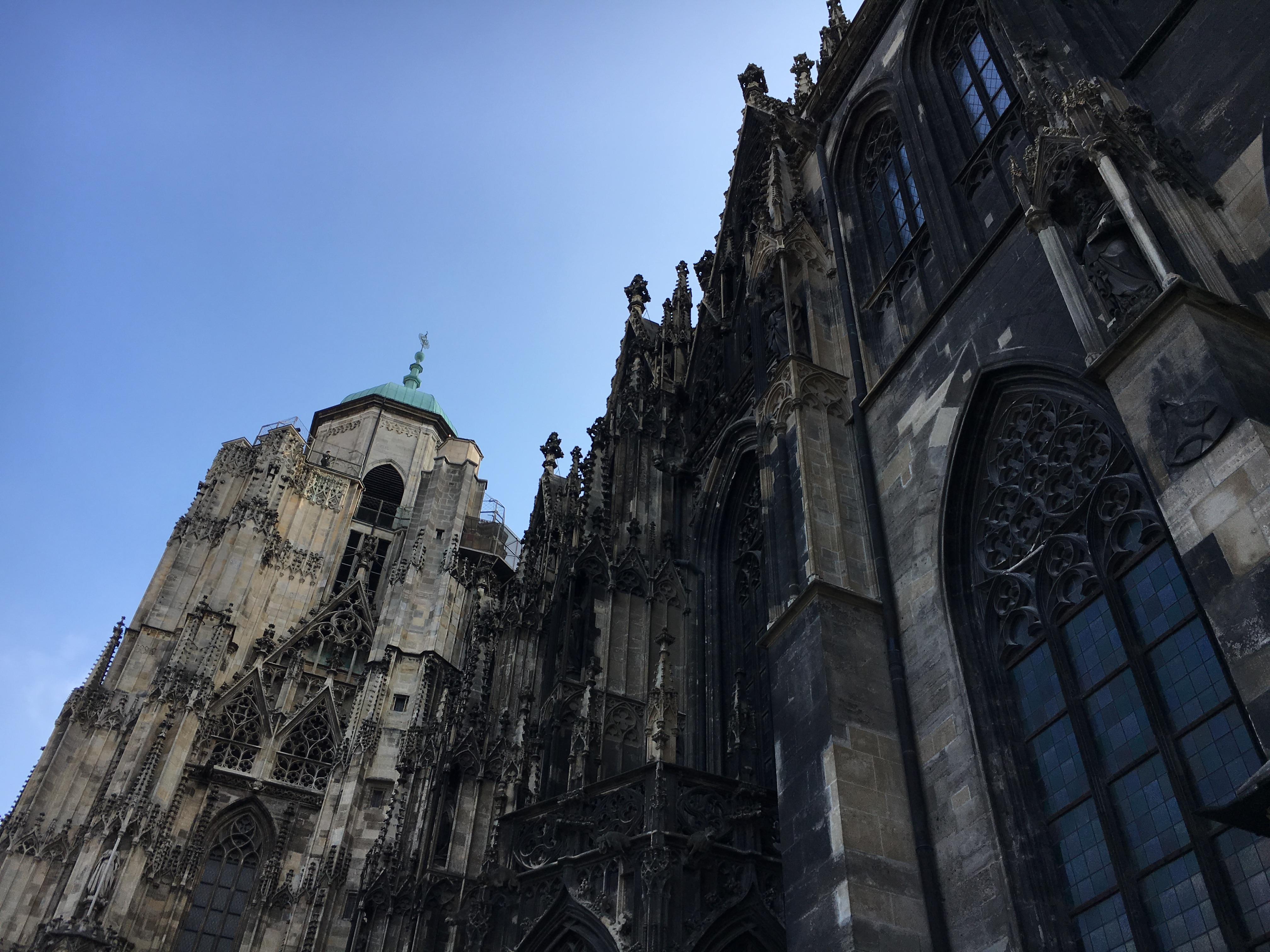 Vienna, Austria — Churches Around the World