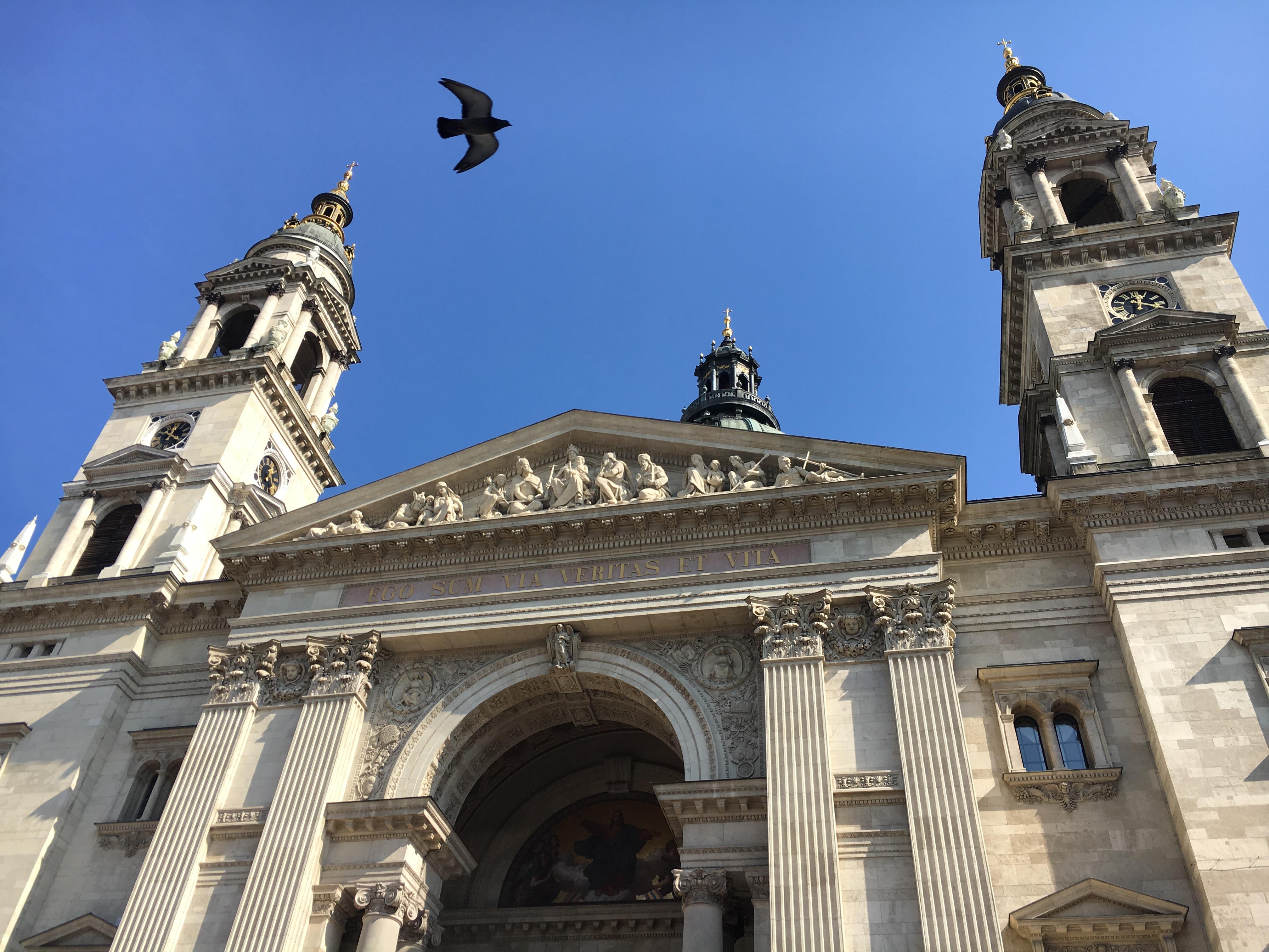 Budapest, Hungary — Churches Around the World