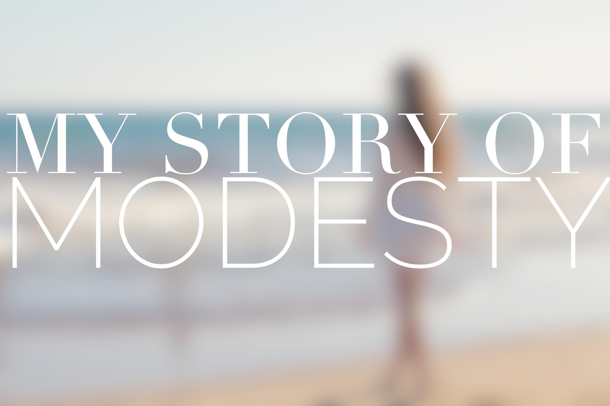 modesty story