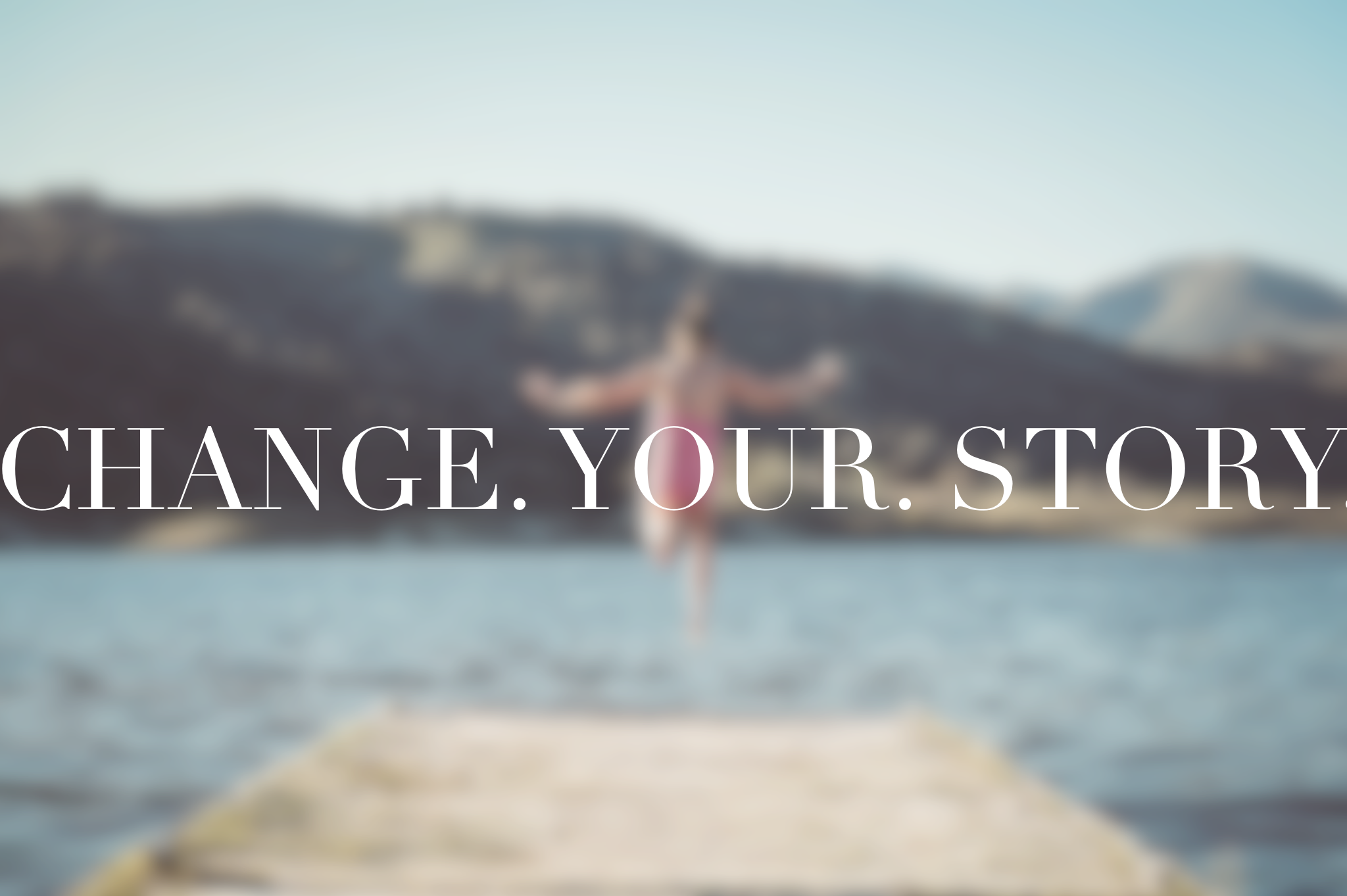 change your story -- kristin leigh
