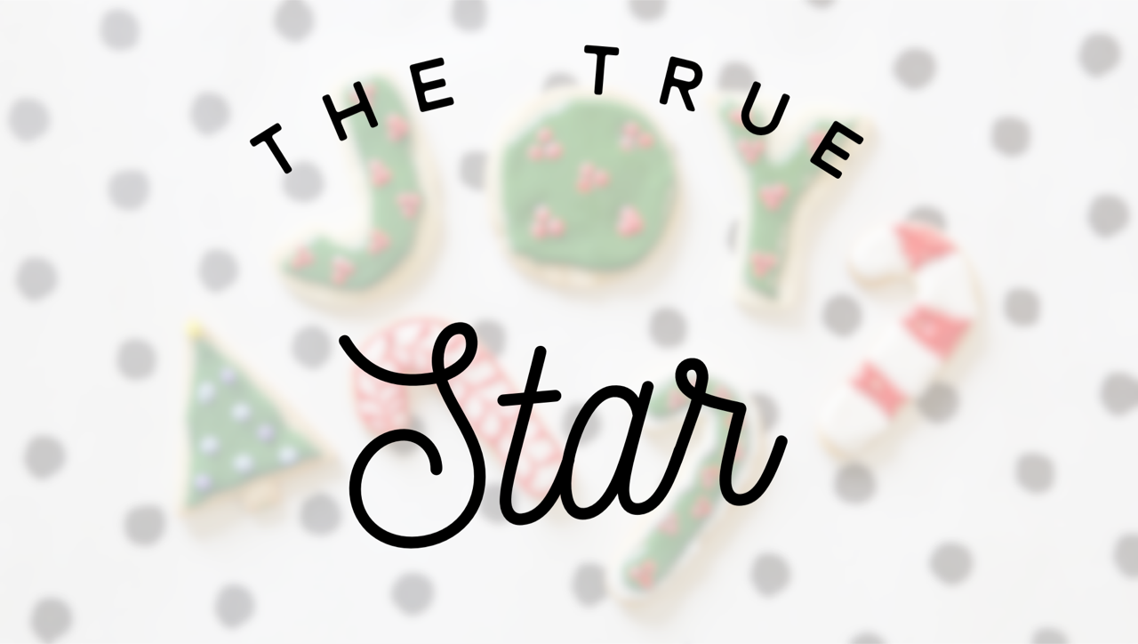 The True Star: Short and Sweet Christmas Devotionals