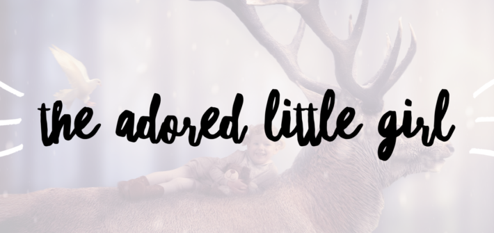 adored little girl