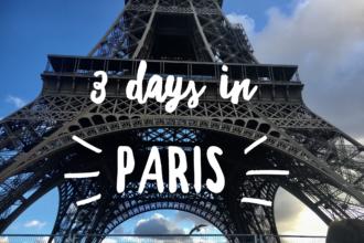 3 days in paris 1