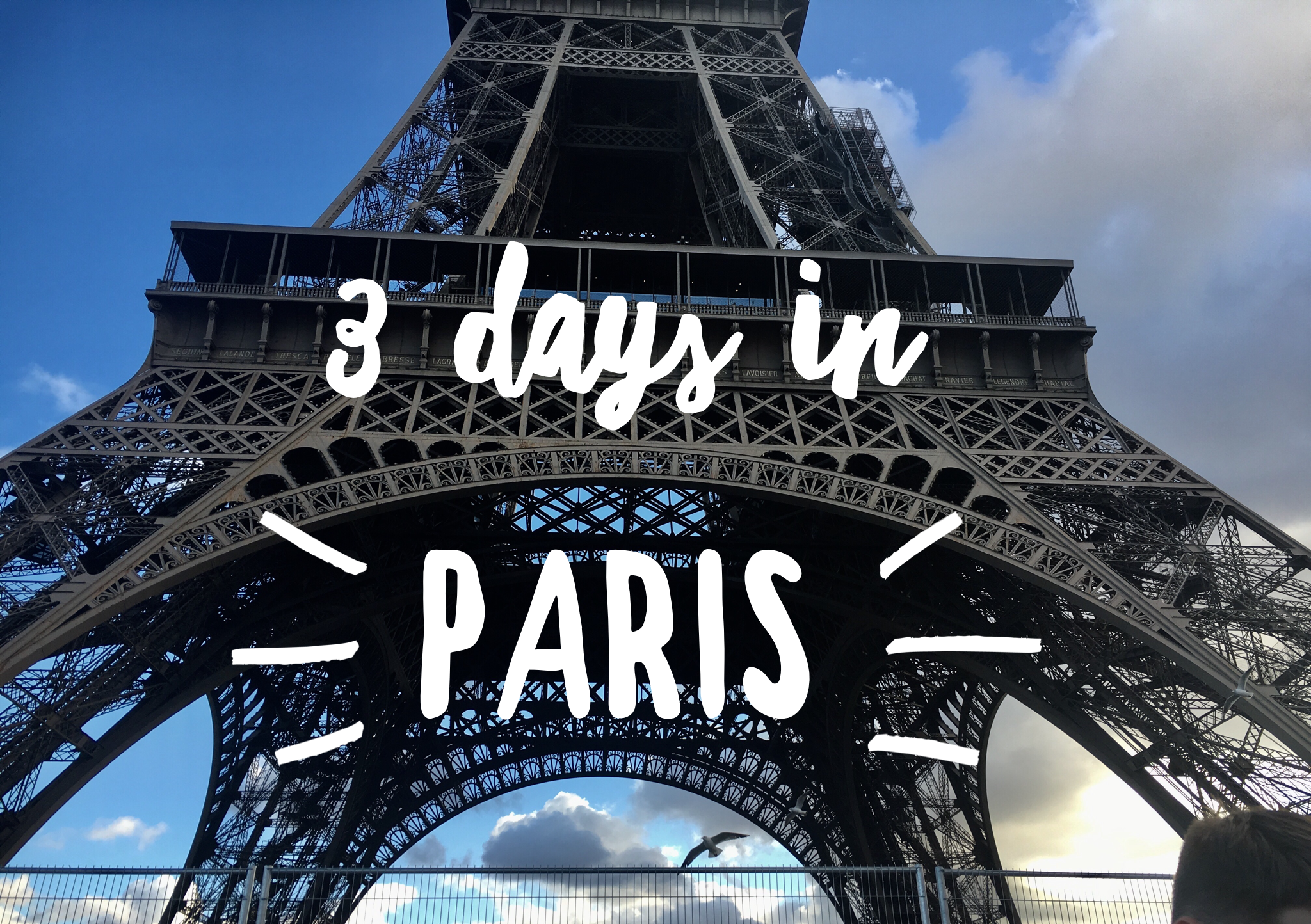 3 days in paris 1