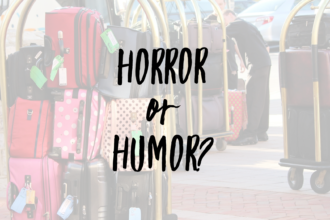 horror or humor
