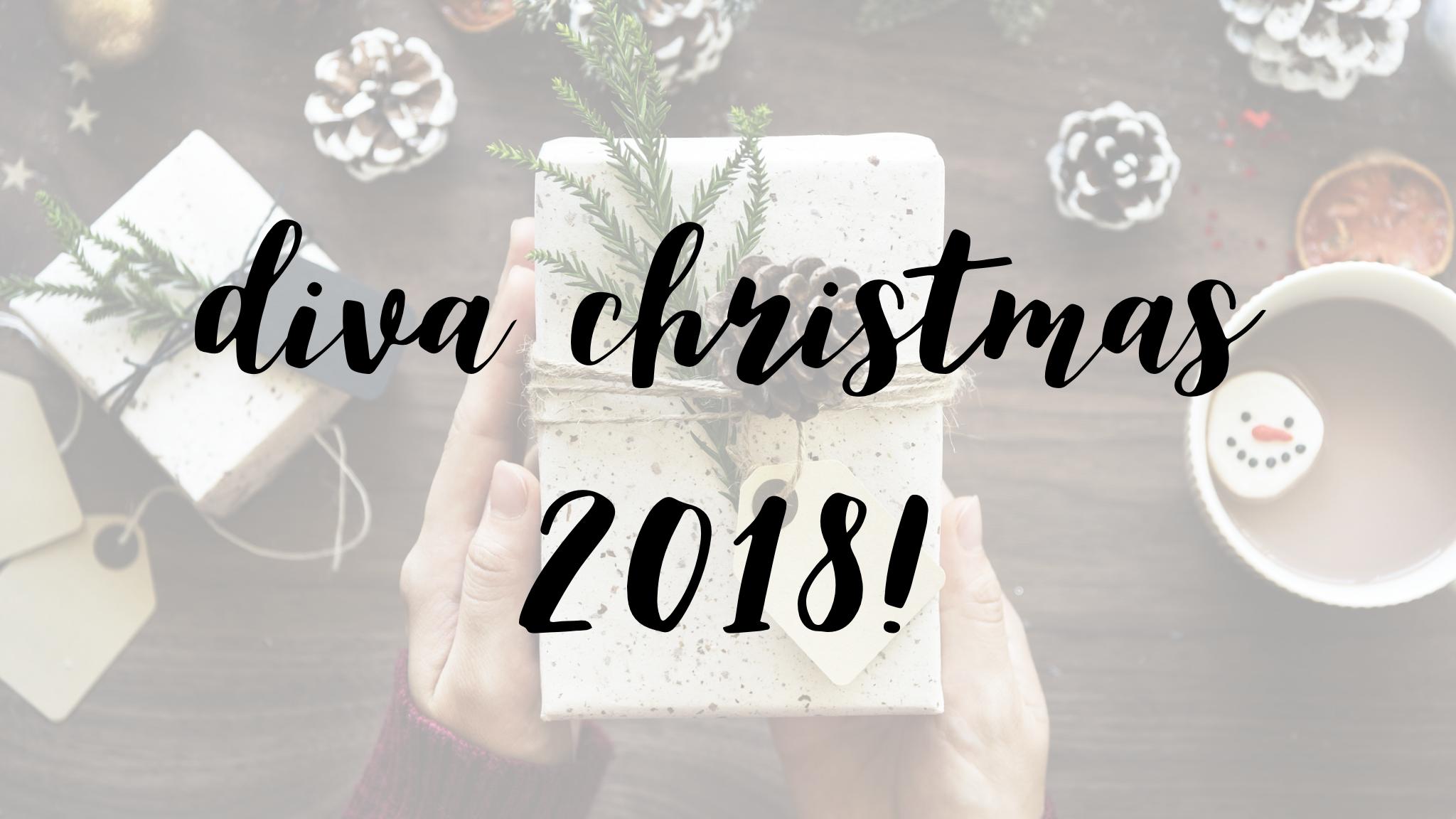 Diva Christmas 2018!