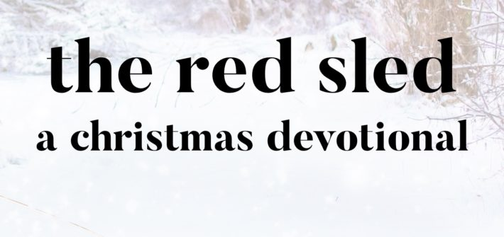 christmas devotional