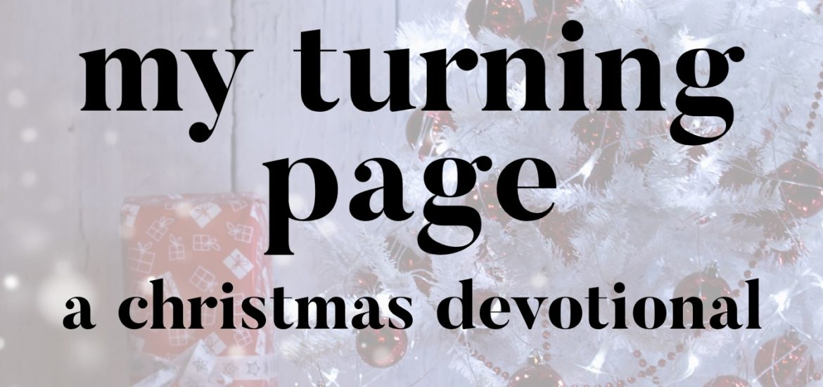 a christmas devotional